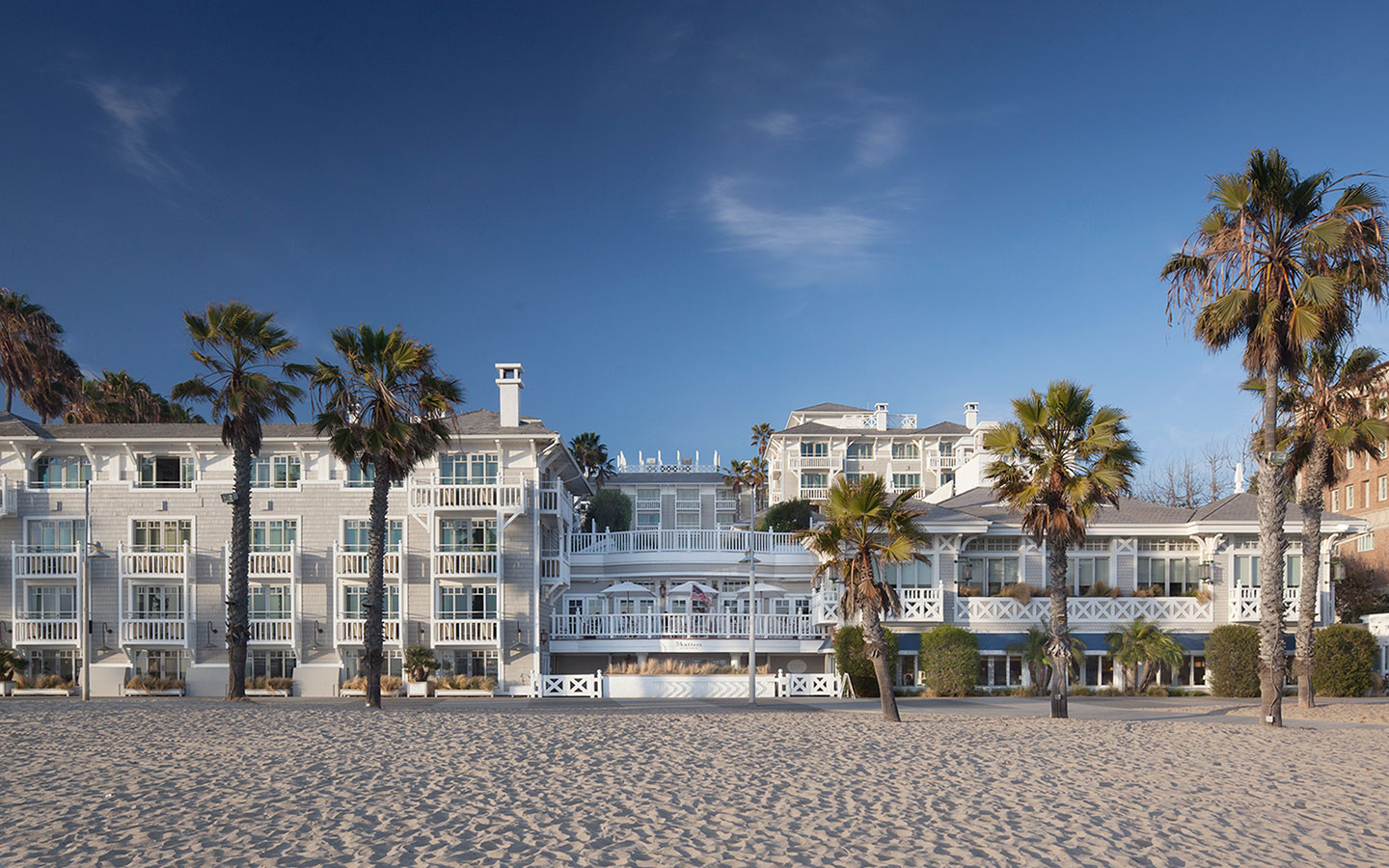 Santa Monica Hotel Luxury Beach The Iconic Shutters On